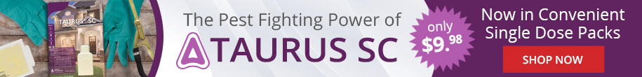 New Taurus SC Single Dose Now Available