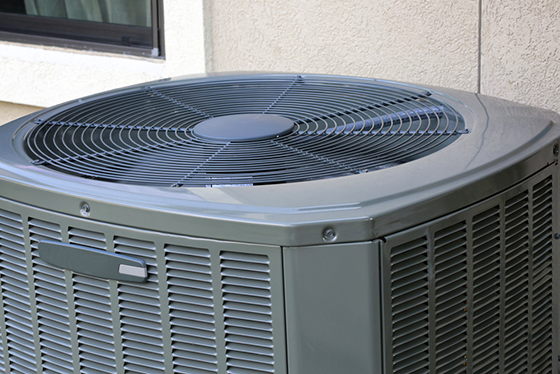 Image of an air conditioning unit