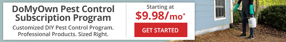 NEW! Customized DIY Pest Control Subscription Program - Starting at $9.98/month + Free Shipping