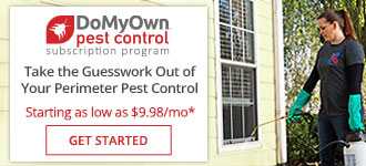 DoMyOwn Pest Control Subscription Program