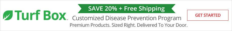 Turf Box- Customized Disease Prevention Program