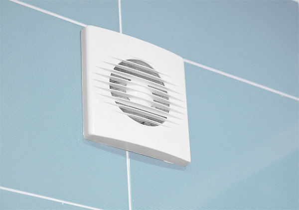 Image of a bathroom fan