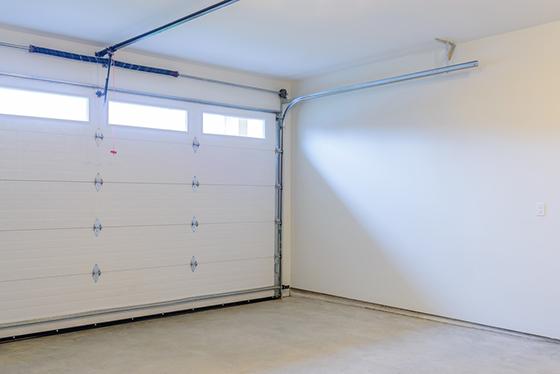 An image of a car garage