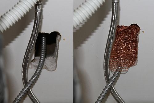 STUF-FIT Copper Mesh