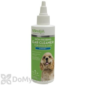 Tomlyn Earoxide Non - Probing Ear Cleaner for Dogs and Cats