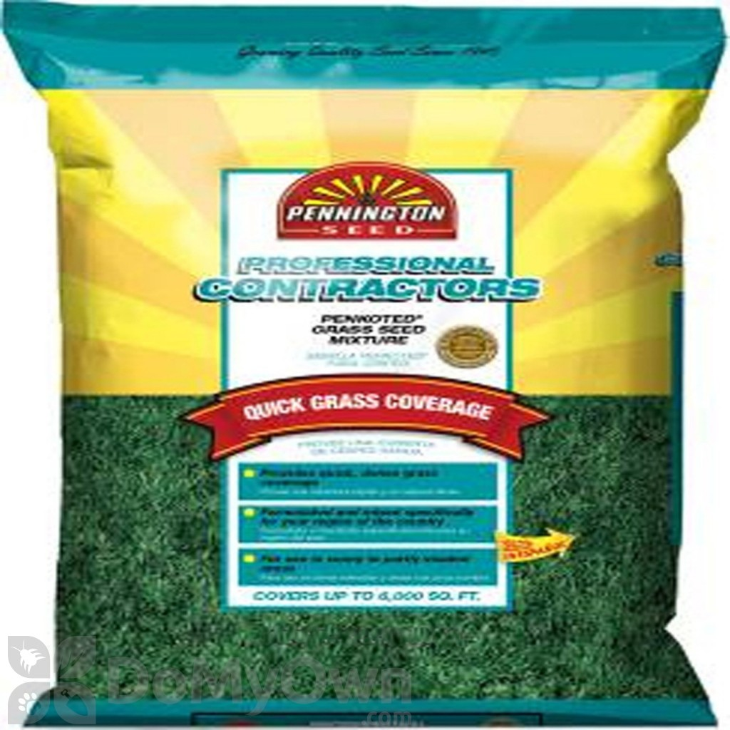 Pennington Professional Contractors Mix Central Powder Coated Gr Seed