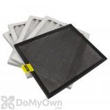 Santa Fe Compact 2 MERV 8 Filters (9 x 11 x 1) 4-Pack + 1 Pre-Filter (9 x 11 x 1) (4038121)