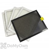 Santa Fe Compact 2 MERV 11 Filters (9 x 11 x 1) 4-Pack + 1 Pre-Filter (4027418)