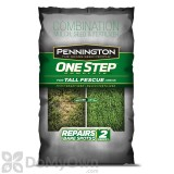 Pennington One Step Complete Tall Fescue Mulch - 30 lb