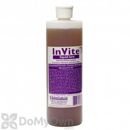 InVite Liquid Lure - 16 oz