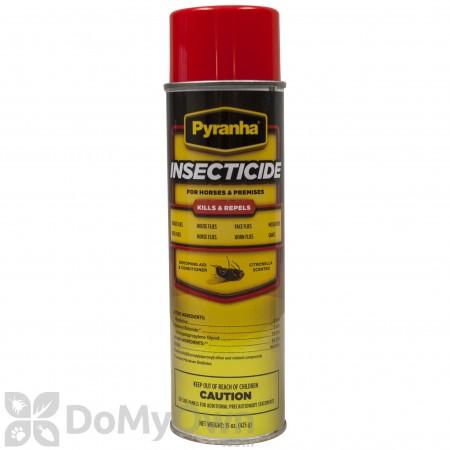 Pyranha Insecticide Aerosol