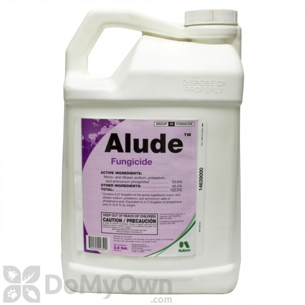 Cleary Alude Turf and Ornamental Fungicide 2 5 Gallon
