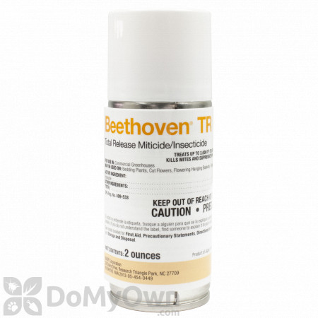 Beethoven TR Miticide Insecticide CASE