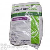 Meridian 0.33 G Insecticide