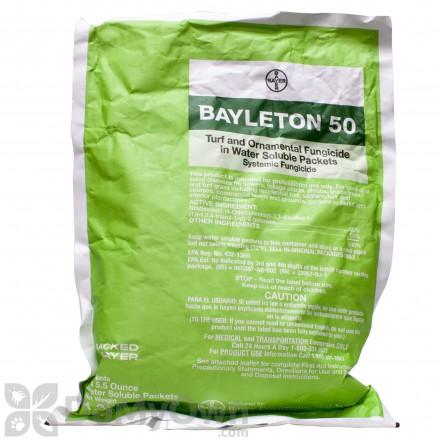 Bayleton 50 Fungicide WSP