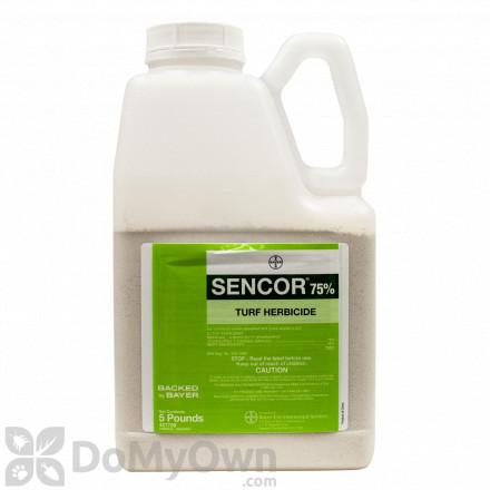 Sencor 75% Turf Herbicide