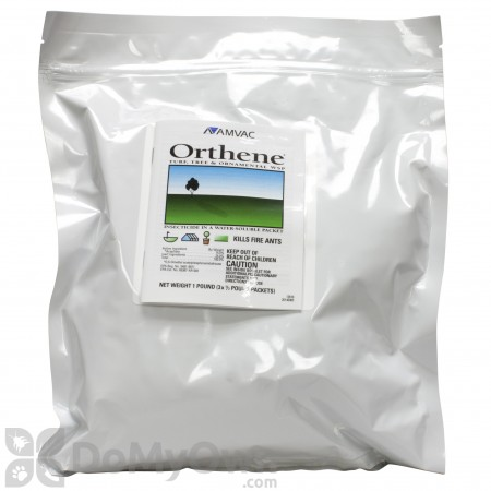 Orthene Turf Tree and Ornamental WSP