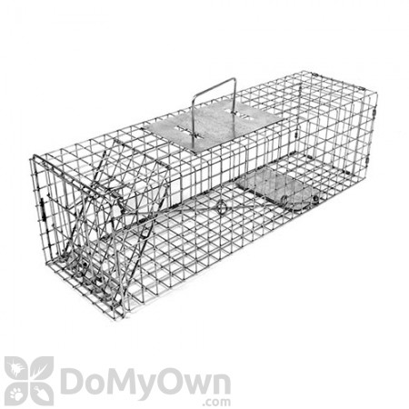 Tomahawk Rigid Trap Extra Long Model 105 (Opossum sized animals)
