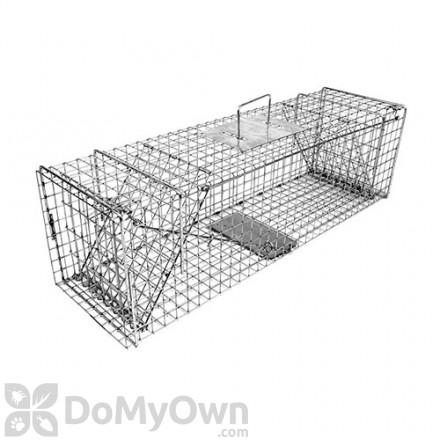 Tomahawk Original Series Rigid Live Trap Two Trap Doors Model 107 (Rabbit sized animals)
