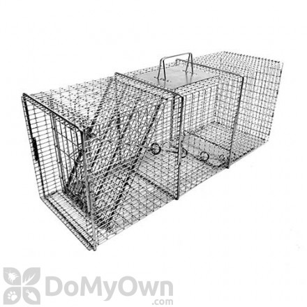 Tomahawk Pro Rigid Trap Model 108SS (Raccoons sized animals)