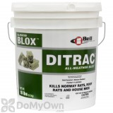 Ditrac All-Weather Blox - 18 lbs. Pail