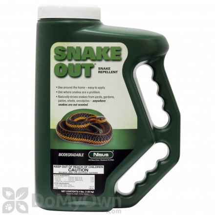 Snake Out Snake Repellent