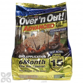 Over n Out! Advanced Fire Ant Killer