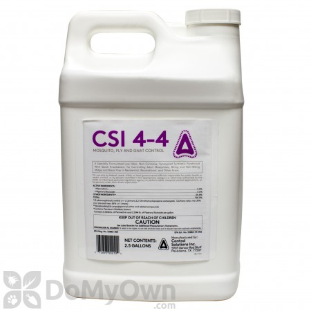 CSI 4-4 Mosquito, Fly & Gnat Control