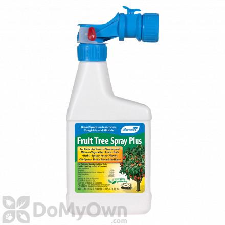 Monterey Fruit Tree Spray Plus RTS