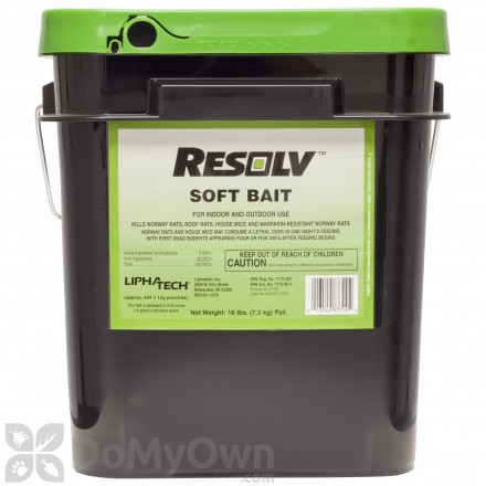 Resolv Soft Bait Rodenticide