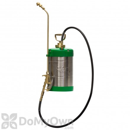 B&G Green Sprayer 1 Gallon Wand & Extenda-Ban Valve C&C Tip (N124-CC)