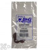 B&G Sprayer Part - Check Valve - Part PV-266 (Pack of 3)