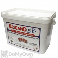 Brigand SB Soft Bait Rodenticide