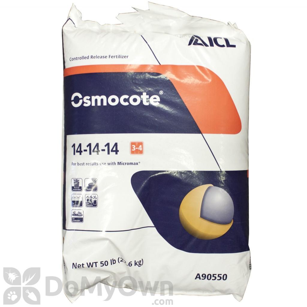 Osmocote Classic 3 4 Month 14 Fertilizer