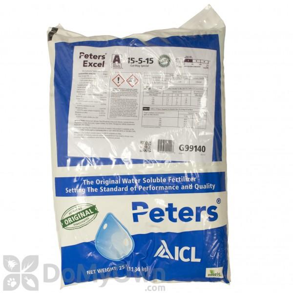 Peters Excel 15-5-15 Cal-Mag Special Fertilizer 25 lbs  (E99140)