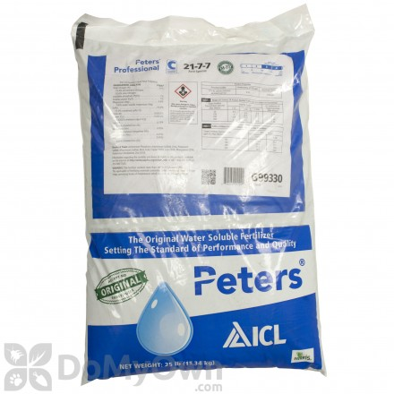 Peters Professional Acid Special 21-7-7