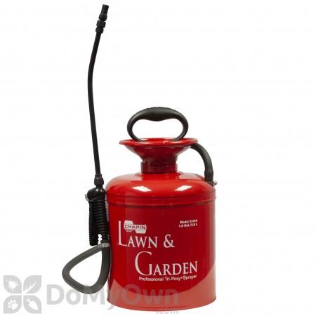 Lawn & Garden TriPoxy Steel Plus Sprayer 1 Gal. (31410)