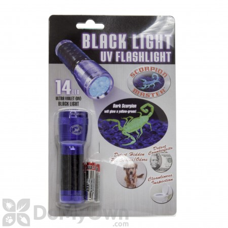 Scorpion UV Flashlight