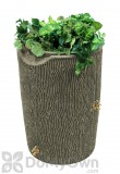 Impressions 50 Gallon Bark Rain Saver - Sandstone