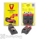 Victor Quick Kill Mouse Trap