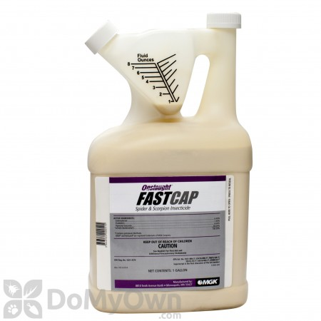 Onslaught FastCap Spider and Scorpion Insecticide Gallon