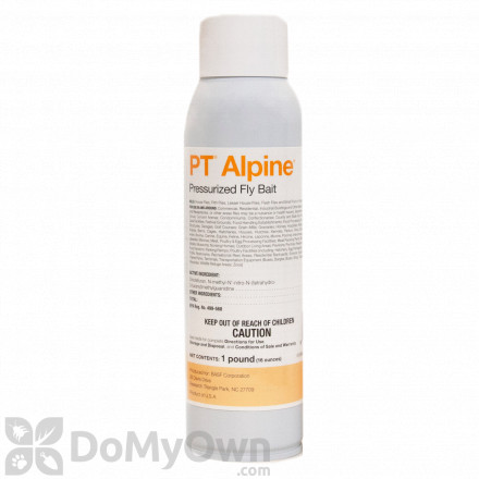 PT Alpine Pressurized Fly Bait