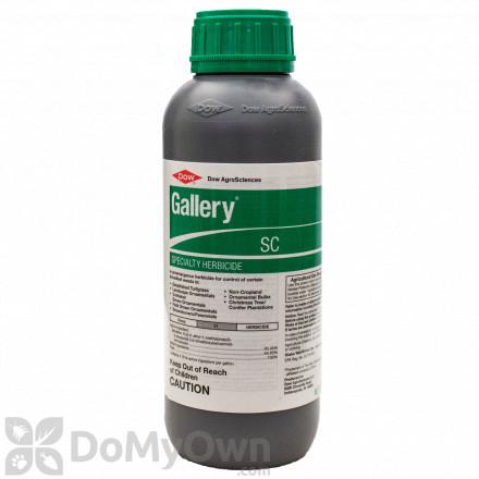 Gallery SC Specialty Herbicide