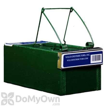 Wilco Doc Woody's Box Trap for Gophers and Moles (70204)