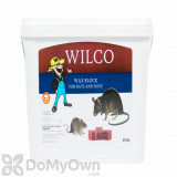 Wilco Wax Block Bait For Rats And Mice
