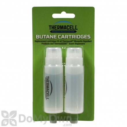 ThermaCELL Two Butane Cartridges Refill Pack (24 hrs) (C 2)