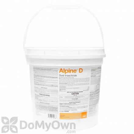 Alpine D Dust Insecticide - 3 lb.
