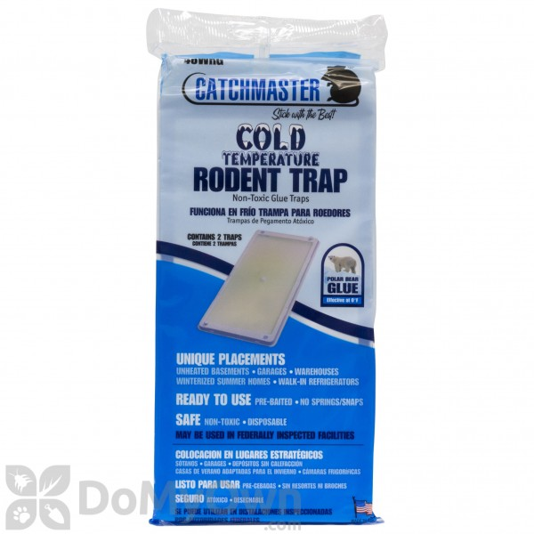 Catchmaster 48WRG Cold Temperature Glue Board Traps