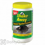 Shake-Away Rodent Repellent Granules - 5 lb
