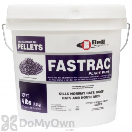 Fastrac Pellets Place Paks